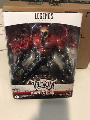 Marvel's Legend - Marvel's Toxin Action Figure Venom Toy for Sale in Claremont, CA