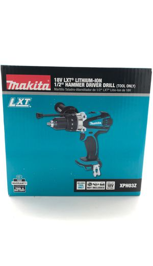 Makita XPH03Z 18v Hammer Drill Tool Only for Sale in Lake Worth, FL