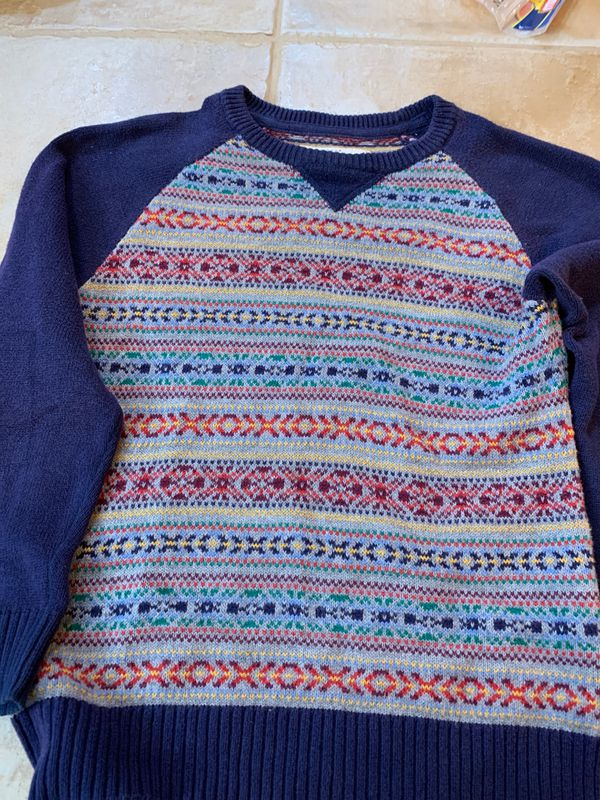 Boys 6-8 sweater L.O.G.G. From H&M