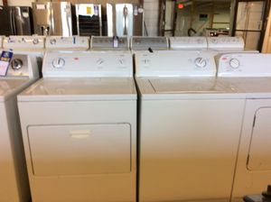 (Anoka KS) Kenmore Washer And Electric Dryer Set for Sale in Ramsey, MN
