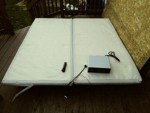 Adjustable bed frame for Sale in Independence charter Township, MI