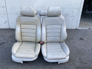 Rs6 2003 seats front and rear gray for Sale in Rancho Cordova, CA