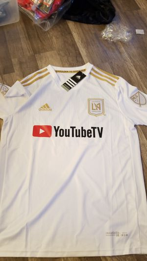 Lafc away medium #9 Rossi fan version for Sale in Paramount, CA