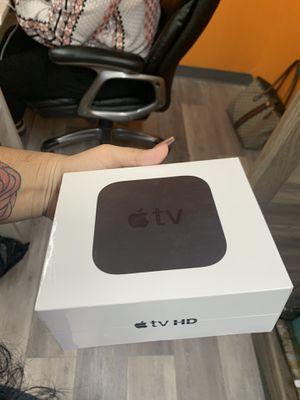 Apple TV HD 32gb for Sale in Dallas, TX