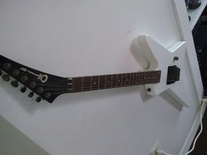 Charvel white starshape electric guitar mint condition for Sale in Philadelphia, PA