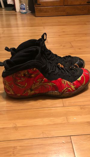 Supreme foamposits size 13 for Sale in Argyle, TX