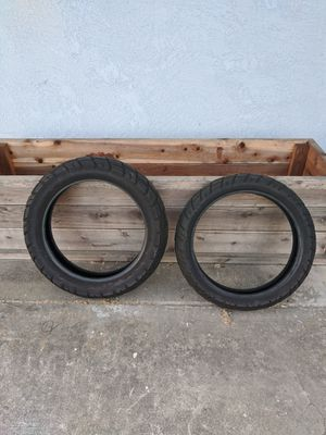 Motorcycle tires Shinko E 704 for Sale in San Diego, CA