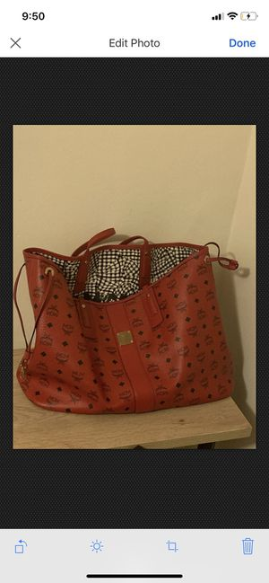 Mcm tote bag for Sale in Baltimore, MD
