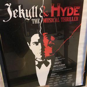 Original Broadway Theatre Poster for Sale in Bridgeport, CT