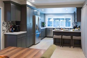 Grey Shaker Kitchen for Sale in Pasadena, CA