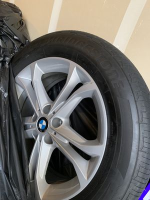 2018 BMW X3 TIRES & WHEELS for Sale in Portland, OR