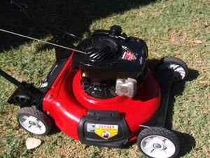 Push yard machine lawnmower. for Sale in Dallas, TX