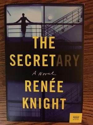 """New """"THE SECRETARY: A NOVEL"""" for Sale in Harrisonburg, VA"""