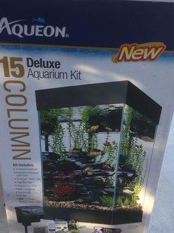 15 Column Aquarium Only for Sale in Fresno,  CA
