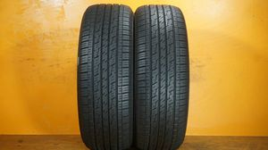 2 used tires 225/60/17 KUMHO SOLUS KL21 for Sale in Clearwater, FL