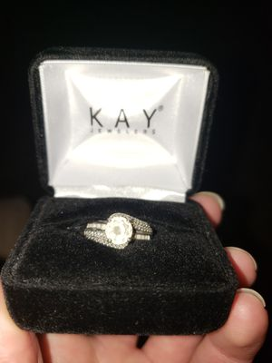 White Sapphire ring from Kay Jewelers for Sale in Golden, CO