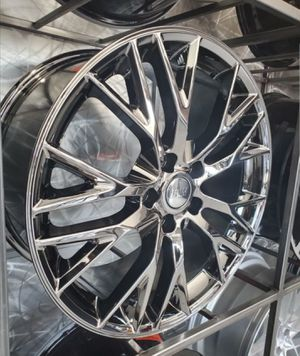 $999 Z06 black chrome 19x8.5/20x10 staggered C7 stingray for Sale for sale  Chandler, AZ