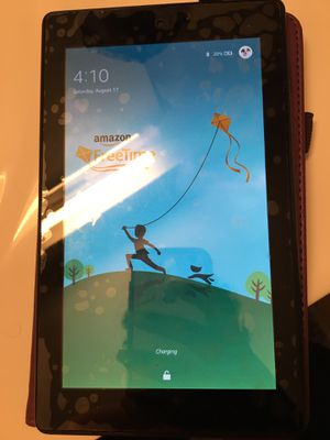 Amazon Fire Tablet. SERIOUS BUYERS ONLY. for Sale in Los Angeles, CA