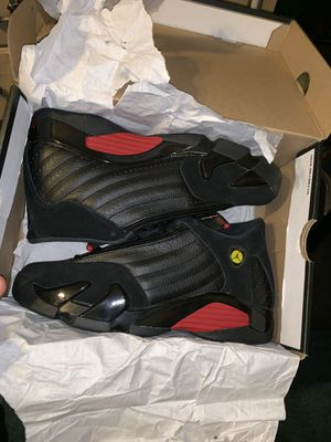 Jordan Retro 14s Last Shot! SIZE 7 for Sale in Houston, TX