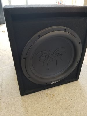 SoundStream Subwoofer (2000w) for Sale in Plattsburgh, NY
