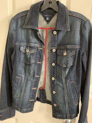 Tommy Hilfiger Denim jacket for Sale in Snoqualmie, WA