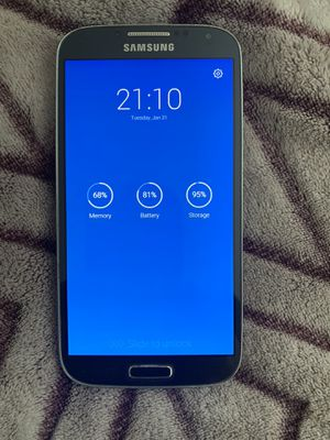 Samsung Galaxy 4 for Sale in Palm Desert, CA