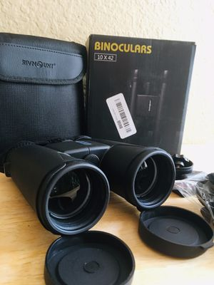 rivmount Binoculars for Adults for Sale in Riverside, CA