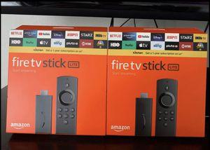 HD FIRESTICKS FULLY PROGRAMMED for Sale in St. Petersburg, FL