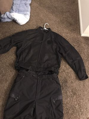 Motorcycle jacket and pants full suit for Sale in Fresno, CA