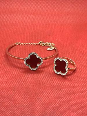 Bracelet set with ring for Sale in Alexandria, VA