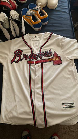 Braves jersey for Sale in Fresno, CA