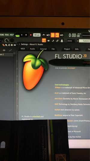 FL Studio 20 (MacOS/Windows)+( producer edition ) for Sale in West Chester, PA