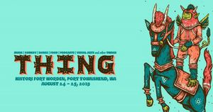 THING Music Festival ticket(s) for Sale in Seattle, WA