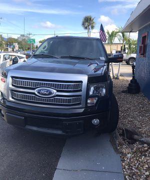 2013 F150 platinum for Sale in Cape Coral, FL