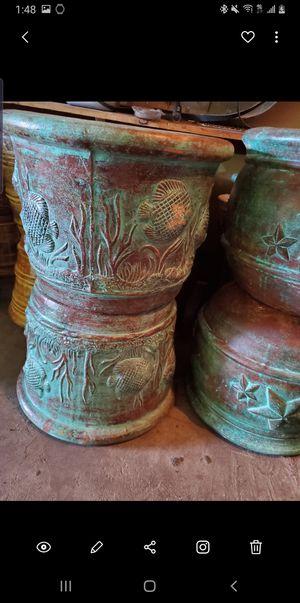 Plants pots/ macetas for Sale in Pasadena, TX