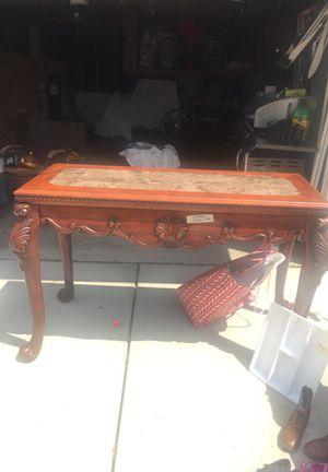 Ashley sofa table/console table for Sale in Dearborn, MI