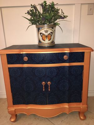 Elegant French Provincial Cabinet for Sale in Palm Bay, FL