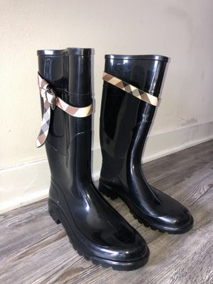 Burberry Rain Boots for Sale in Nashville, TN