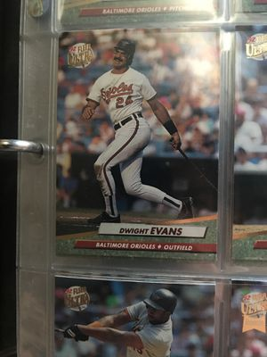 '92 Dwight Evans Baltimore Orioles outfield for Sale in Abbottstown, PA