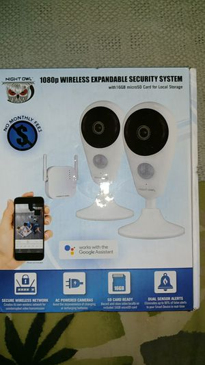 Night Owl 1080p Wireless Security Cameras for Sale in Fort Pierce, FL
