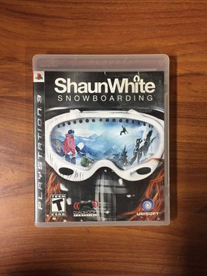 Shaun White Snowboarding - Ps3 for Sale in Moreno Valley, CA