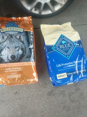 HALF Price Blue Buffalo Dog Food!! for Sale in Columbus, OH