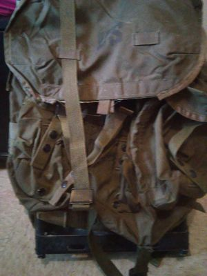 Alice army backpack for Sale in Holdenville, OK