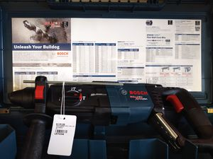 Bosch Bulldog XtremeMax Hammer Drill for Sale in League City, TX