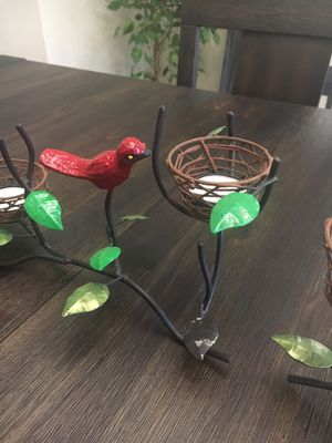 Christmas candle holders for Sale in Buena Park, CA
