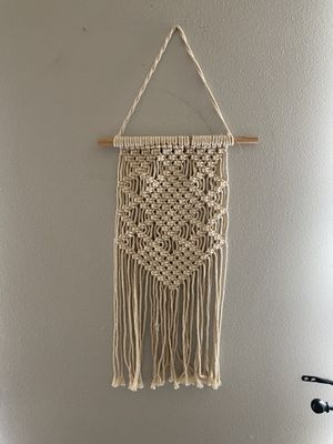 Macrame wall hangings for Sale in Spanaway, WA