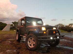 Jeep Wrangler for Sale in Miami Beach, FL