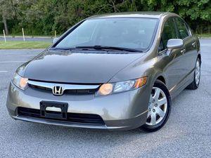 2007 Honda Civic LX for Sale in Macon, GA