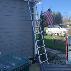 Yvan 10.5' Telescoping Ladder for Sale in Beaverton,  OR