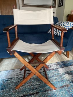 Directors folding chair for Sale in Tacoma,  WA